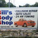 Bill's Body Shop