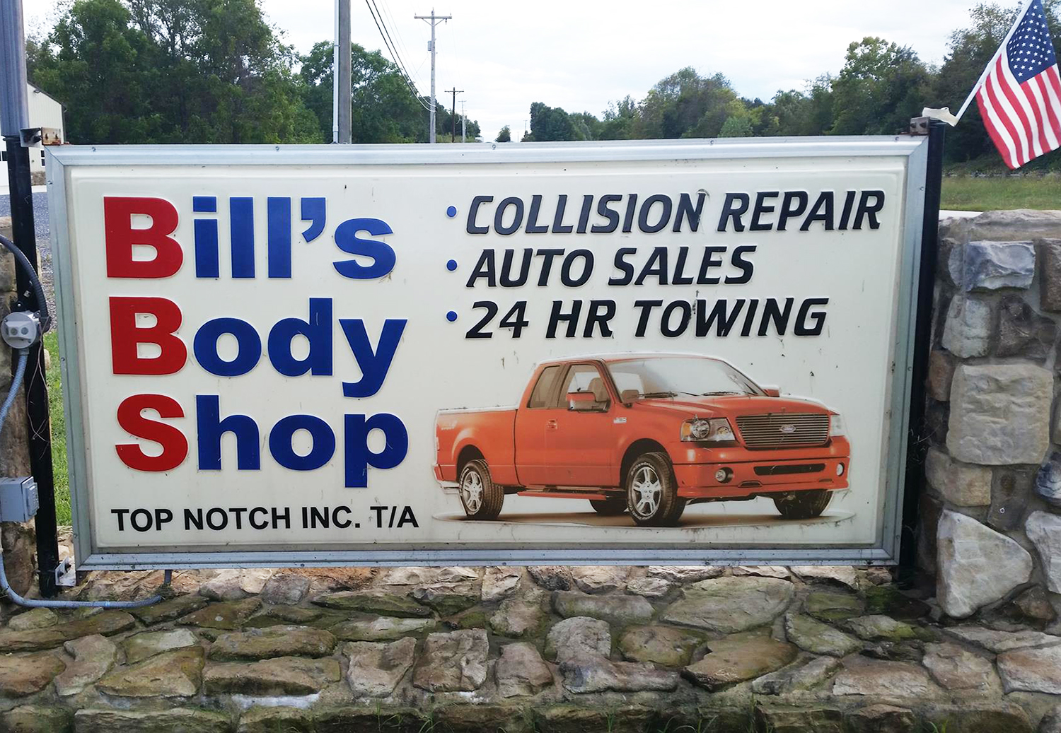 Bill's Body Shop